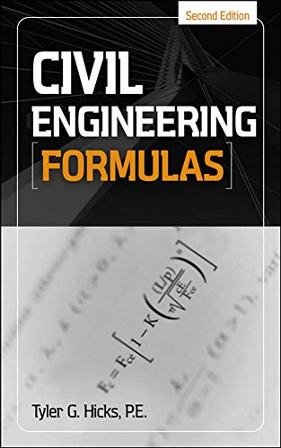 9780071614696: Civil Engineering Formulas