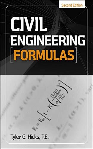 9780071614696: Civil Engineering Formulas (Mechanical Engineering)