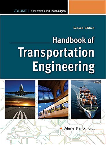 9780071614771: Handbook of Transportation Engineering Volume II, 2e