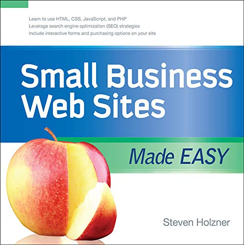 9780071614818: Small Business Web Sites Made Easy (Made Easy Series)