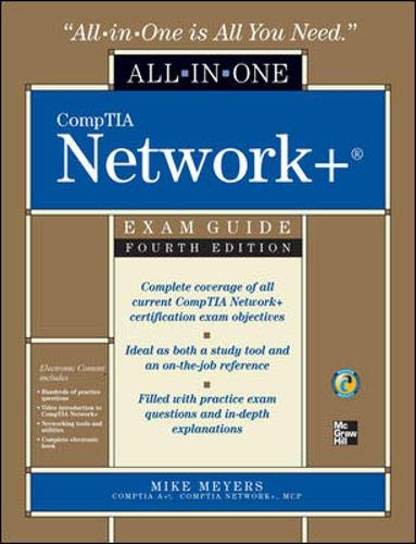 9780071614870: CompTIA Network+ All-in-One Exam Guide, Fourth Edition