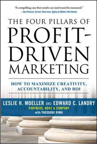 9780071615051: The Four Pillars of Profit-Driven Marketing: How to Maximize Creativity, Accountability, and ROI