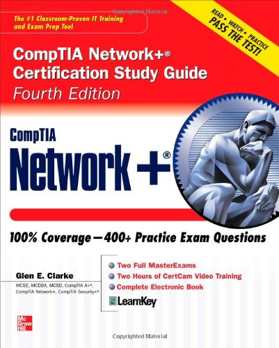 9780071615389: CompTIA Network+ Certification Study Guide, Fourth Edition (All-In-One)