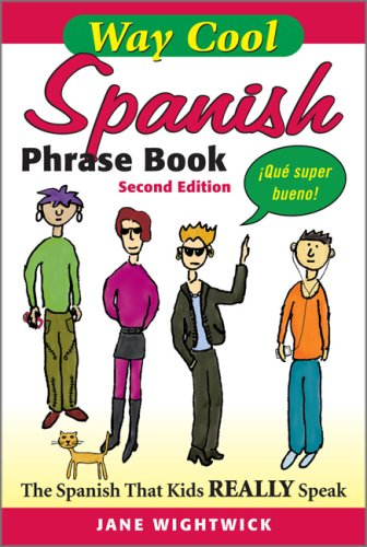 9780071615839: WAY-COOL SPANISH PHRASEBOOK 2/E: The Spanish that Kids Really Speaks!