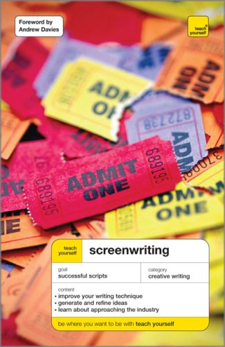 9780071621007: Teach Yourself Screenwriting Third Edition (McGraw-Hill Edition) (Teach Yourself (McGraw-Hill))