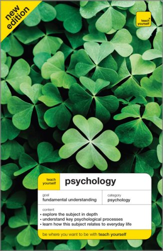 9780071621014: Teach Yourself Psychology (Teach Yourself: Relationships & Self-Help)