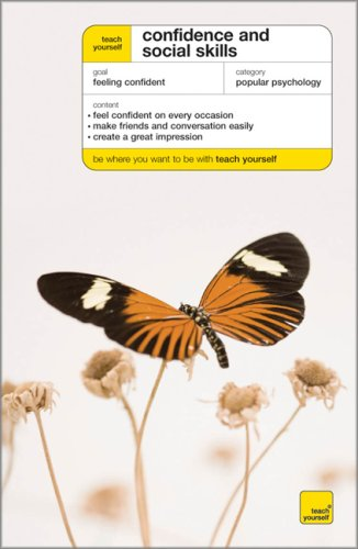 9780071621045: Teach Yourself Confidence and Social Skills (Teach Yourself: Relationships & Self-Help)