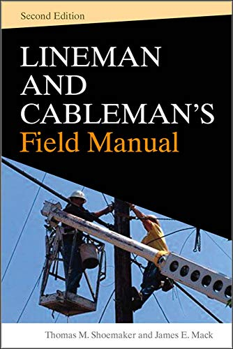 9780071621212: Lineman and Cablemans Field Manual, Second Edition