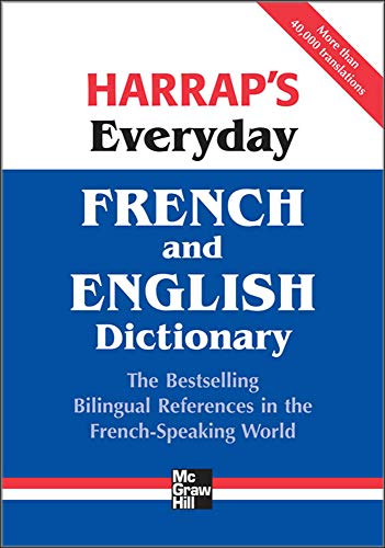 9780071621236: Harrap's Everyday French and English Dictionary (Harrap's Dictionaries)