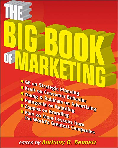 9780071621250: The Big Book of Marketing