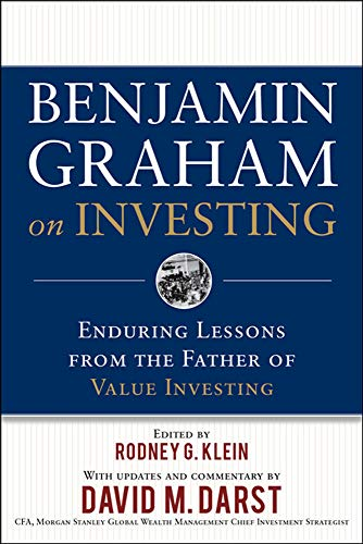 9780071621427: Benjamin Graham on Investing: Enduring Lessons from the Father of Value Investing (Professional Finance & Investment)