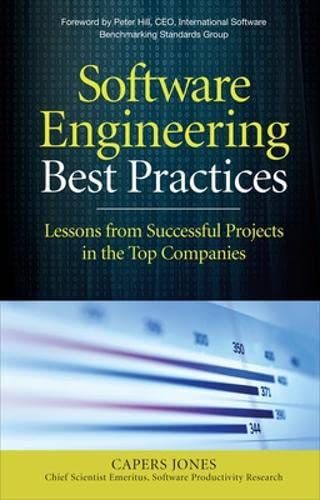 9780071621618: Software Engineering Best Practices: Lessons from Successful Projects in the Top Companies