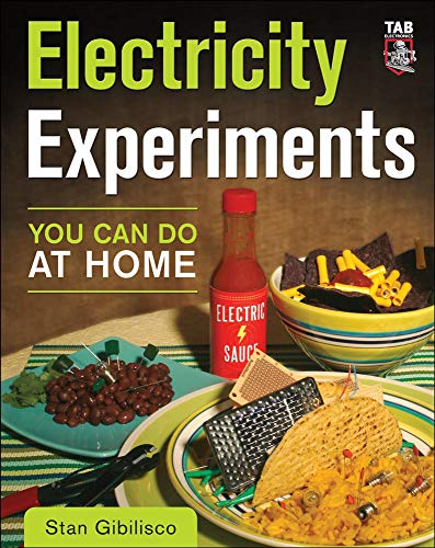 9780071621649: Electricity Experiments You Can Do At Home (Electronics)