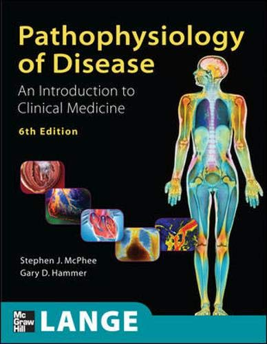 9780071621670: Pathophysiology of Disease An Introduction to Clinical Medicine, Sixth Edition
