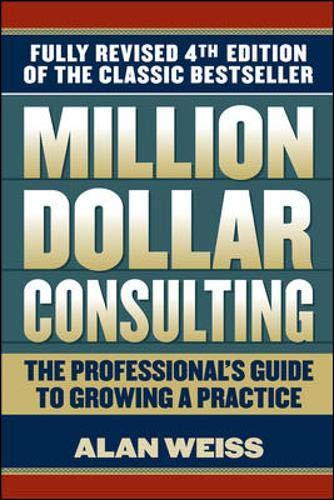 9780071622103: Million Dollar Consulting