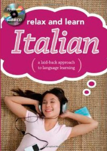 9780071622141: Relax and Learn Italian (Audio CD and Booklet) (Relax and Learn (Book & Audio CD))