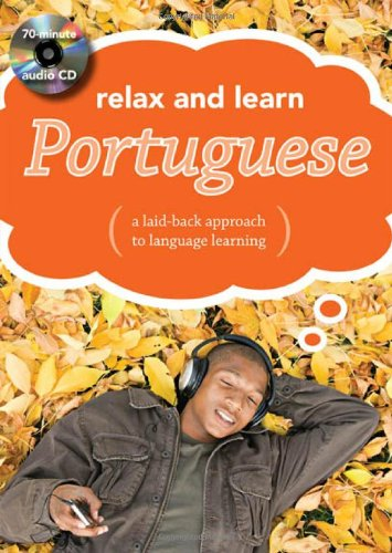 9780071622189: Relax and Learn Portuguese (Audio CD and Booklet) (Relax and Learn (Book & Audio CD))