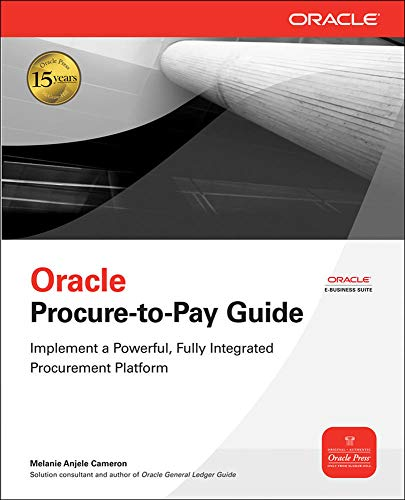9780071622271: Oracle Procure-to-Pay Guide (Oracle Press)