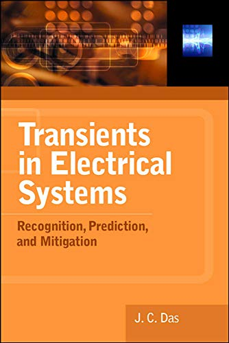 9780071622486: Transients in Electrical Systems: Analysis, Recognition, and Mitigation
