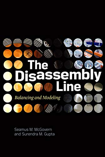 9780071622875: The Disassembly Line: Balancing and Modeling