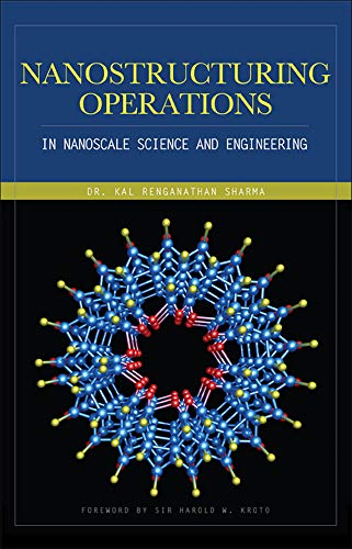 9780071622950: Nanostructuring Operations in Nanoscale Science and Engineering (Mechanical Engineering)
