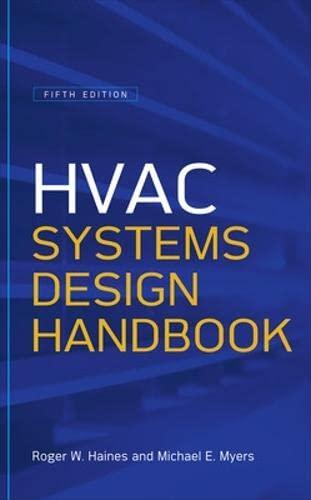 9780071622974: HVAC Systems Design Handbook, Fifth Edition