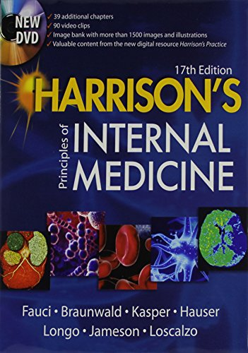 9780071624336: Harrison's Value Pack 17th Edition
