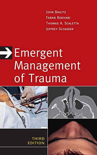9780071624343: Emergent Management of Trauma, Third Edition