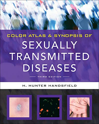 9780071624374: Color Atlas & Synopsis of Sexually Transmitted Diseases, Third Edition