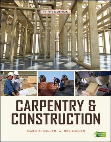 9780071624718: Carpentry & Construction, Fifth Edition
