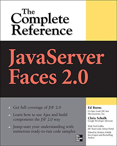 9780071625098: JavaServer Faces 2.0, the complete reference (Informatica)