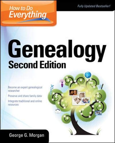 9780071625340: How to Do Everything Genealogy