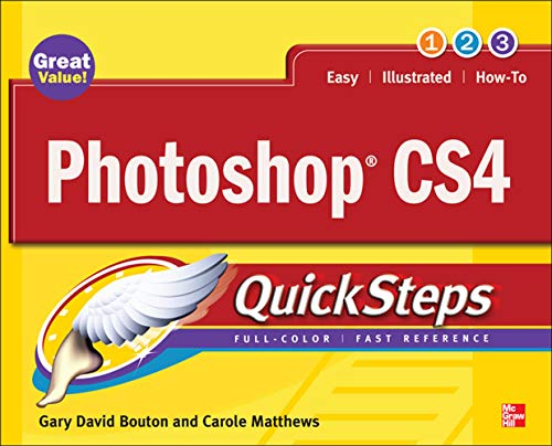 9780071625371: Photoshop CS4 QuickSteps
