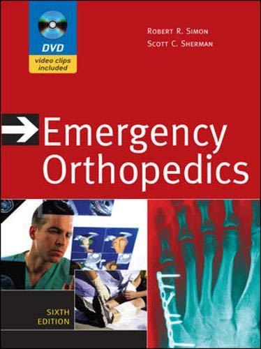 9780071625944: Emergency Orthopedics, Sixth Edition