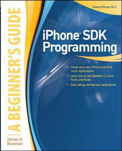 9780071626491: iPhone SDK Programming: A Beginner's Guide