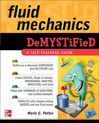9780071626811: Fluid Mechanics DeMYSTiFied