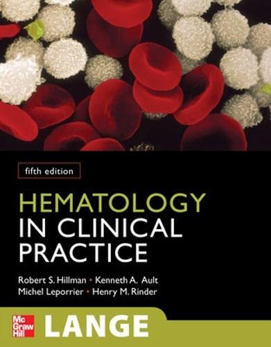 9780071626996: Hematology in Clinical Practice, Fifth Edition (LANGE Clinical Medicine)