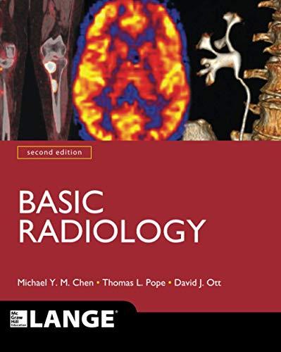 9780071627085: Basic Radiology, Second Edition (LANGE Clinical Medicine)