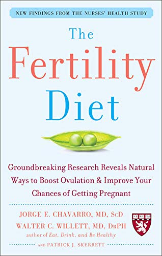 9780071627108: The Fertility Diet: Groundbreaking Research Reveals Natural Ways to Boost Ovulation and Improve Your Chances of Getting Pregnant