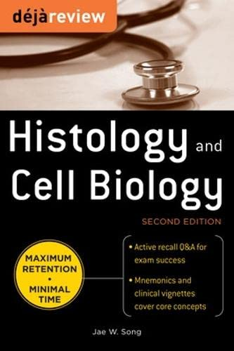 9780071627269: Deja Review Histology & Cell Biology, Second Edition