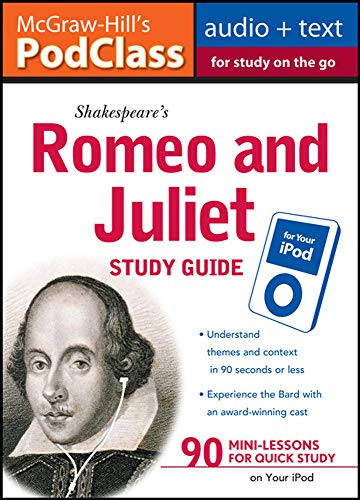 9780071627573: Shakespeare's Romeo and Juliet: Study Guide