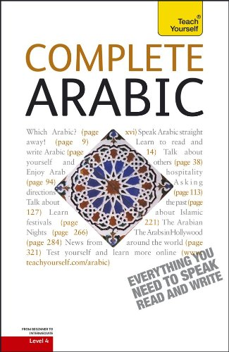9780071627757: Complete Arabic: A Teach Yourself Guide (Teach Yourself Language)
