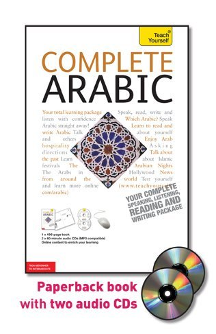 9780071627795: Complete Arabic with Two Audio CDs: A Teach Yourself Guide (Teach Yourself Language)