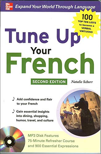 9780071627955: Tune Up Your French with MP3 Disc (English and French Edition)