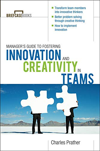 9780071627979: The Manager's Guide to Fostering Innovation and Creativity in Teams (Briefcase Books Series)