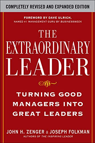 9780071628082: The Extraordinary Leader: Turning Good Managers into Great Leaders