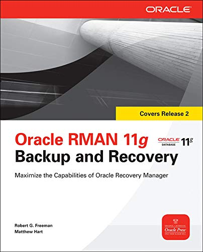 9780071628600: Oracle RMAN 11g Backup and Recovery (Oracle Press)