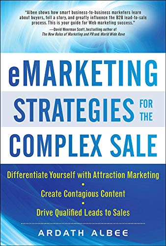 9780071628648: eMarketing Strategies for the Complex Sale