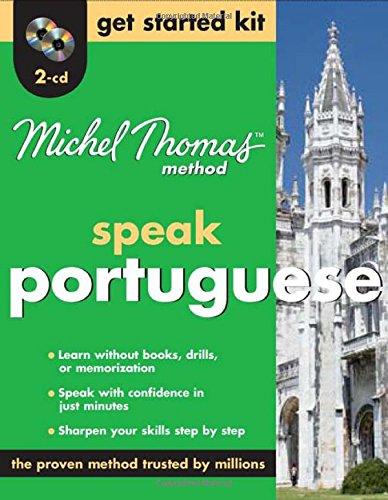 9780071628945: Michel Thomas Method™ Portuguese Get Started Kit, 2-CD Program (Michel Thomas Series)