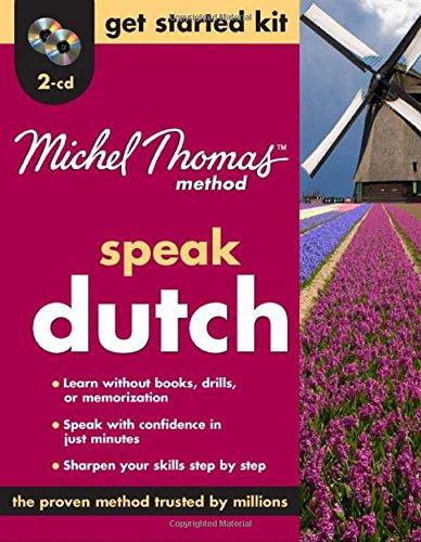 9780071628952: Michel Thomas Method™ Dutch Get Started Kit, 2-CD Program (Michel Thomas Series)